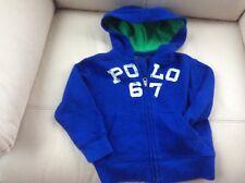 Ralph  Lauren Baby KIDS  Full- Zip Hoodie size 2T
