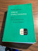 Great Expectations Charles Dickens 1964 PB Library Literature