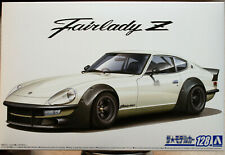 Aoshima 0061015 1975 Datsun 240 Z Nissan Fairlady ZL Aerocustom II JDM 1:24