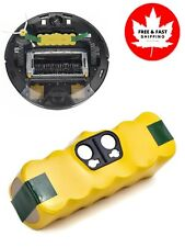 Extended 3500mah Capacity Battery for Irobot Roomba 880 500 510