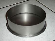Ofenrohr Blinddeckel FAL Ø 150 mm Wandfutter Kaminrohr Ofen Rohrdeckel Kamin NEU