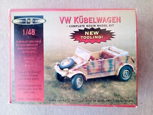 FM Details VW Kübelwagen 1/48 resin kit