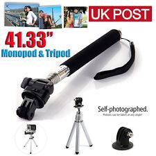 Selfie Pole GoPro SALE! Stand Tripod Go Stick For HD Pro Monopod