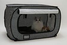 Portable Cat Sleeping Furniture Carrier Lightweight Multi Cats Pets Pop Open New