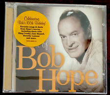 BEST OF BOB HOPE -CD-Duets w/Bing Crosby,Jane Russell NEW/SEALED*FAST/FREE SHIP