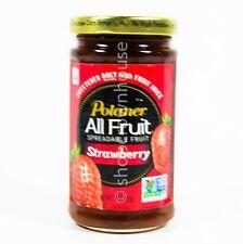 1 Polaner All Fruit Spreadable Fruit STRAWBERRY Jelly Jam 10 oz jar 06/19/2021