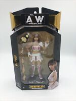 AEW Unrivaled Series #3 RIHO Figure Jazwares Action Figure