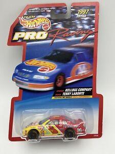Hot Wheels Pro Racing 1997 Edition Kellogg Company Terry Labonte FREE SHIPPING