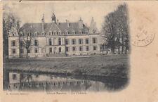 ARC-EN-BARROIS le château éd maillefert timbrée 1904