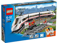 LEGO 60051 Trains High-Speed Passenger Train NEW