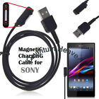 MAGNETIC USB CHARGER CABLE TO CHARGE SONY PHONE VIA MAGNET CONNECTOR PORT
