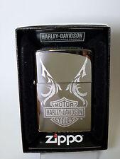 "Zippo ""HARLEY DAVIDSON - B & S"" CULTE - & - 1108"