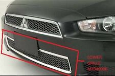 2008 2013 MITSUBISHI LANCER & SPORTBACK LOWER GRILLE GARNISH KIT MZ940000