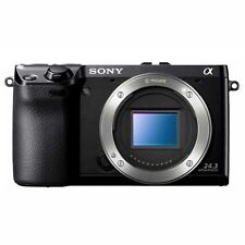 Mint Sony Alpha NEX-3N 16.1MP Digital Camera Black (Body Only) With Battery