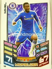 Match Attax 2012/13 Premier League - #048 Mikel - Chelsea