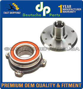 REAR WHEEL BEARING HUB (DRIVE FLANGE) 525i 528i 530i 535i 545i 550i for BMW E60