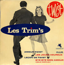 LES TRIM'S AMOUR TWIST FRENCH ORIG EP