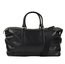 Coach Reisetasche Voyager Bag 52 Travel Duffle Black Leather XL NWT MSRP €795