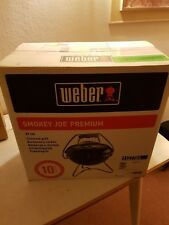 Weber Joe Premium Grill