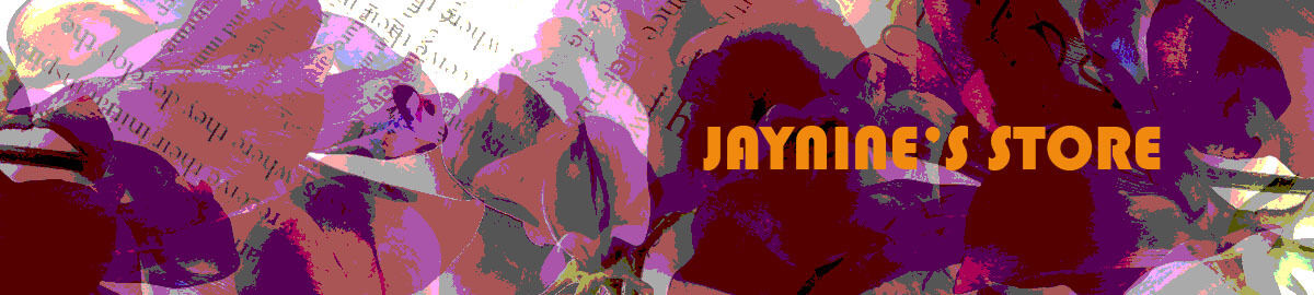 "J ""Jaynine"" Ferris' Ebay Store"