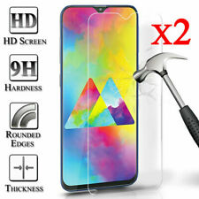 2Pcs For Samsung A20 A50 A30S A51 A71 Protective Tempered Glass Screen Protector