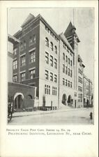 Brooklyn Eagle Postcard Series #79 c1905 Postcard Polytechnic Institute