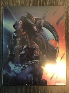Mass Effect: Legendary Edition Steelbook only (no game)