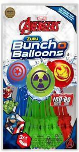 marvel avengers disney buncho balloons 100 ballons a eau en 60 secondes neuf