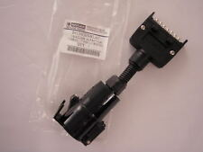 New Genuine Nissan Towbar Trailer Harness Plug Adapter Large Round 7 Pin Lumen