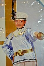 Prince Charming Kids Costume Dress Up Play Holiday Halloween Size: L 12-14 NEW