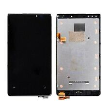 Assembly Frame For Nokia Lumia 920 LCD Display Touch Screen Digitizer BLACK