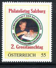 """Philatelietag """"55c"""" Bogennummer: 8017987 Salzburg"""