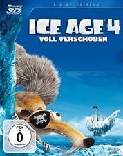 Ice Age 4: Voll Verschoben - Steelbook [Limited Edition]  [Blu-ray 3D + 2D] NEU!