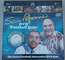 Saint & greavsies Retro fútbol Quiz Juego interactivo de DVD video sellado de fábrica