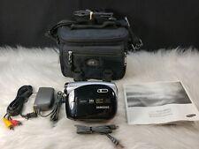Samsung Sc-Dx103 Dvd Camcorder, Bundle