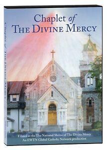 DVD The Chaplet of the Divine Mercy filmed at the National Shrine