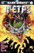 DARK NIGHTS Metal (2017) #6 - DC Universe Rebirth - New Bagged