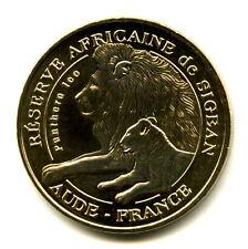 11 SIGEAN Lion et lionceau, 2012, Monnaie de Paris