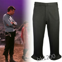 Top Star Trek The Original Series Starfleet Pant TOS Men Kirk Spock Men Pants