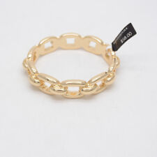 banana republic jewelry polished women bracelet gold tone bangle for girls