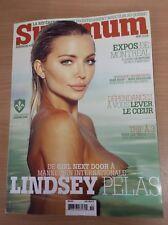 Lindsey Pelas , Summum Magazine , May 2018