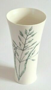 Philippa De Burlet- Porcelain Vase- Hand-Thrown- Handcrafted and Hand Decorated