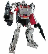 Megatron Transformers and Robots Action Figures