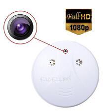 HD 1080P DVR Hidden Camera Smoke Detector Motion Detection Video Recorder Cam