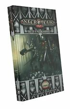 NECROPOLIS 2350-BETE UND KÄMPFE!-SAVAGE WORLDS-(HC)-RPG-deutsch-neu-OVP