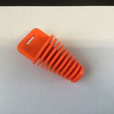 Muffler Plug Large Size fits Most Four Stroke Dirtbikes