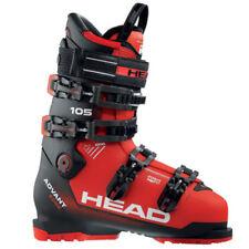 HEAD Größe 42 Alpin-Ski-Schuhe mit vier Schnallen