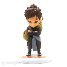 Anime Mega Naruto Sabaku No Gaara Sand Swarm Figure Keychain Stand Base Toy New