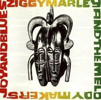 Ziggy Marley & The Melody Makers Joy and blues (1993) [CD]