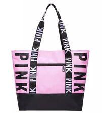 Victoria's Secret Pink de Lona de hombro Bolso Compras Playa Vacaciones Escolares